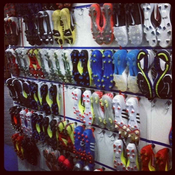 The FC Dallas Boot Rack Soccer Is My Life Pinterest