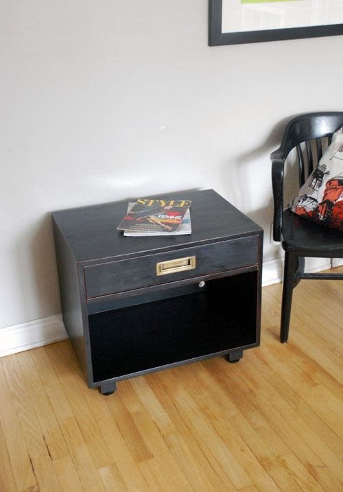 Local upcycled furniture