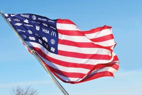 the american flag veterans day