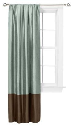 Inexpensive Curtains From Target Redecorate Bedroom Pintere