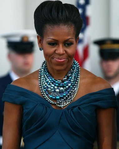 Before We Say Goodbye: 31 of Michelle Obama's BestHairstyles recommend