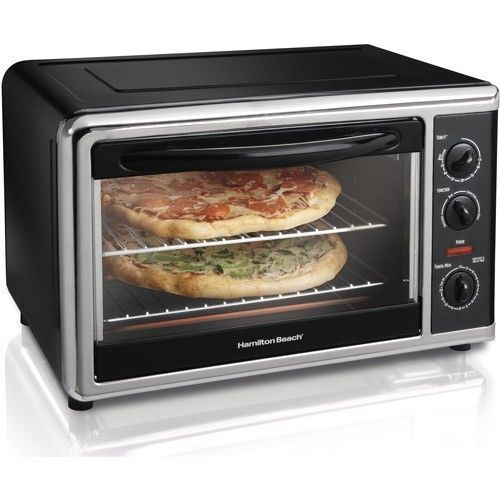 Countertop Convection Oven Chicken : Countertop Convection Kitchen Oven Pizza Toaster Rotisserie Chicken B ...
