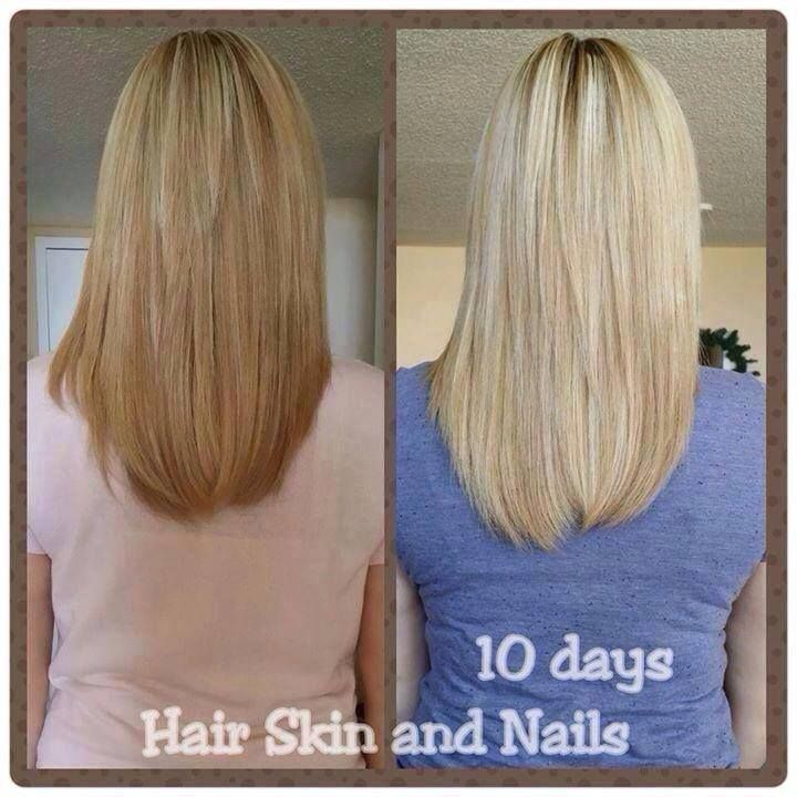 ... Hair Nails Skin Ingredients. on it works hair skin nails testimonials