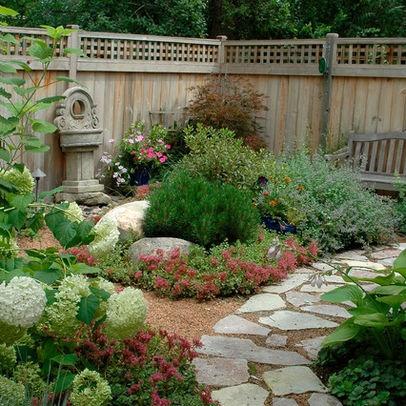 A cozy garden corner ideas for abode pinterest - Garden design corner ...