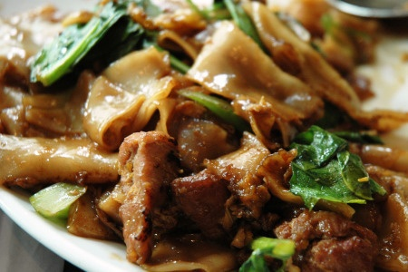 No Grease Allowed: Healthier Asian Noodles