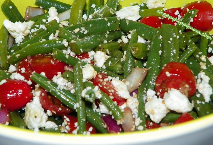 Honey-Balsamic Bean Salad Recipe — Dishmaps