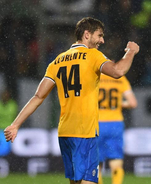 Fernando Llorente of Juventus celebrates after scoring the goal 13    Fernando Llorente Juventus Goal