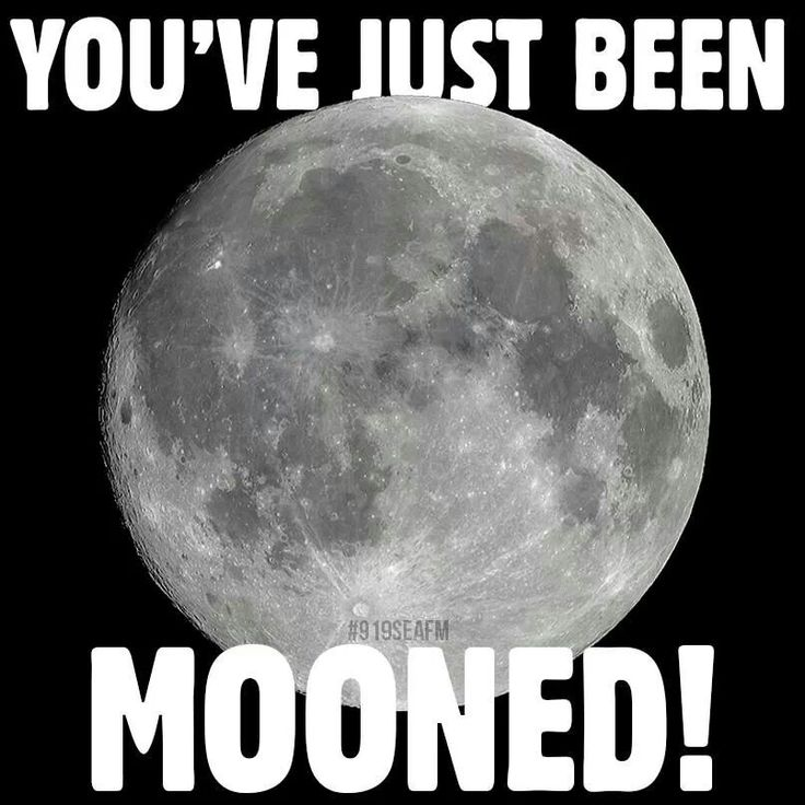 U Been Where With Who You've been mooned   T...