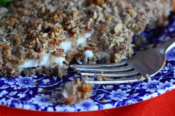 Spicy Pecan Crusted Catfish | Main Courses | Pinterest