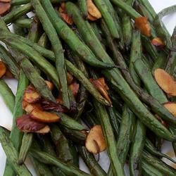 Simply-Delicious Tamari Almond Green Beans Allrecipes.com