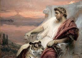 (3) 64 – Incendio en Roma, Nerón atribuye la culpa a los cristianos y desata la primera gran persecución