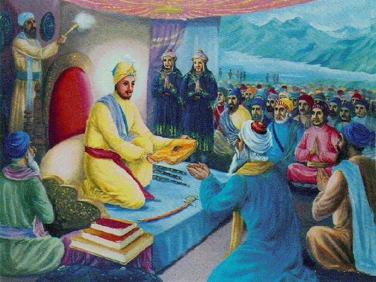 who loved Guru Gobind Singh Ji and scarified his four sons in battlesGuru Gobind Singh Ji Sons