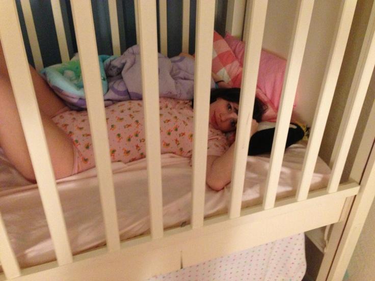 Apologise, Adult baby crib