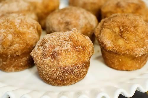 french breakfast muffins | Temptation | Pinterest
