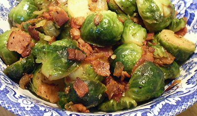 Brussel Sprouts  #
