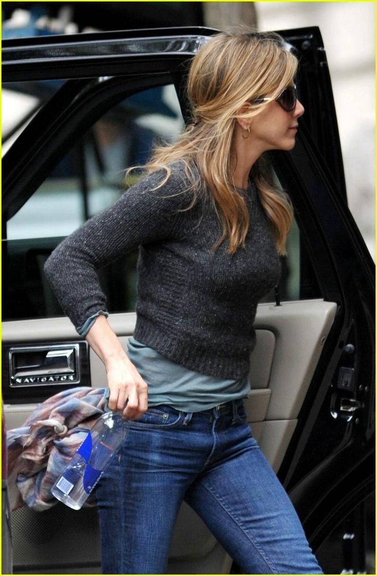 Jennifer Aniston Tomboy Style Casual Fashion Pinterest