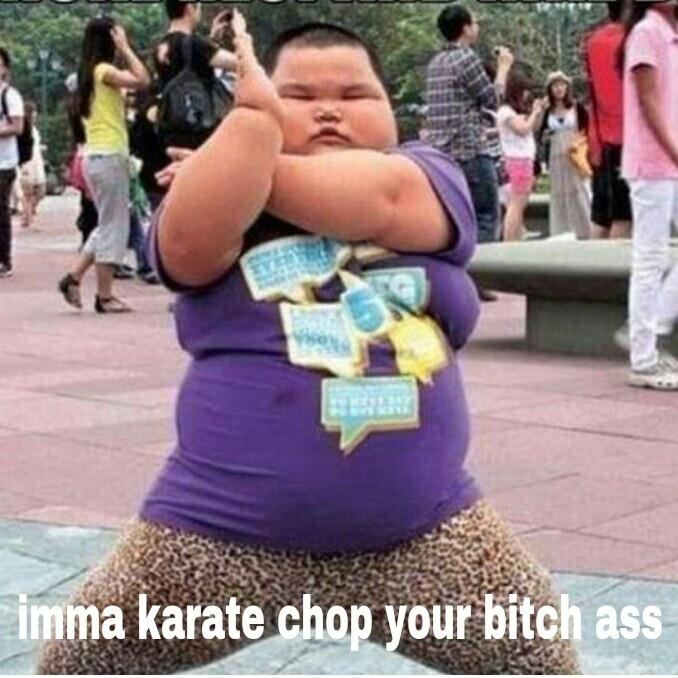 Funny Fat Kid