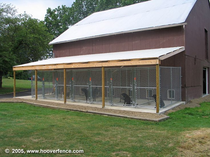 Barn kennel for the pitties pinterest for Dog kennel layouts