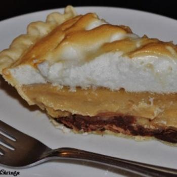 Peanut Butter Cream Pie   Sweet Bites   Pinterest