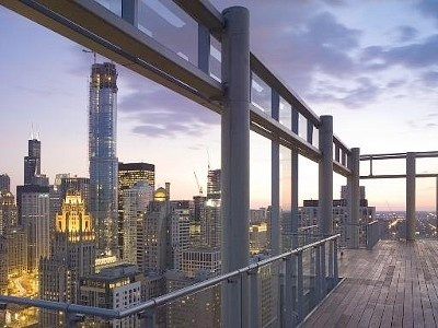 Downtown Chicago Condo The Great Windy City Pinterest