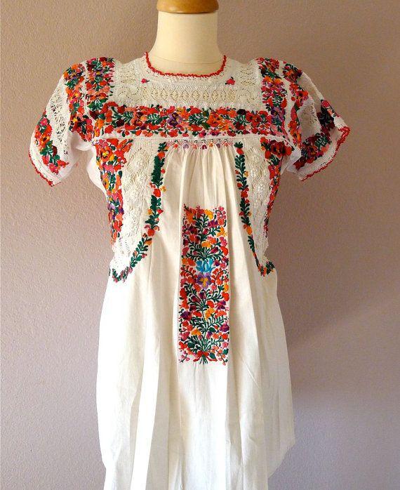 Mexican wedding dress super fino embroidery crochet for Mexican wedding dresses for sale