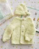 Baby Coordinates - Preemie Garter Stitch Set