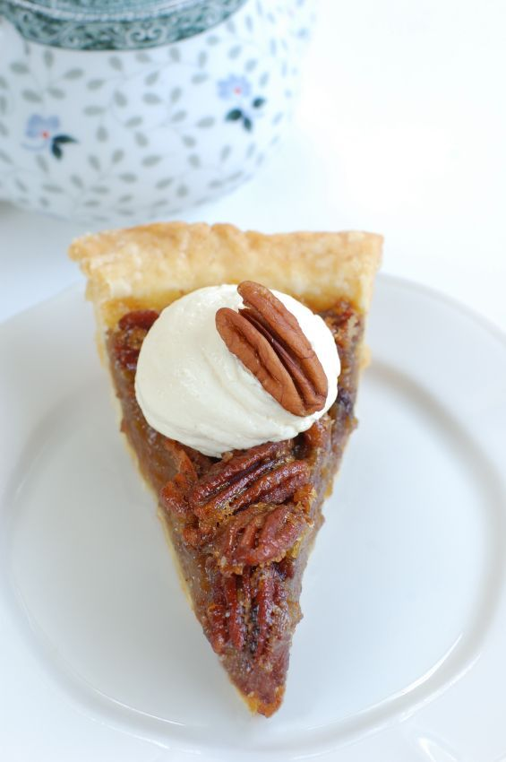 Easy Pecan Pie Recipe - The Frugal Chef | Yummo! | Pinterest