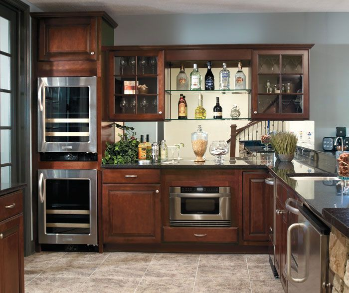 Aristokraft Casual Kitchen Cabinets Kitchens Pinterest