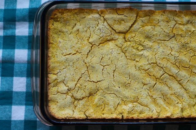 "Pumpkin ""Cornbread""...I may try this with normal flours or cornmeal..."