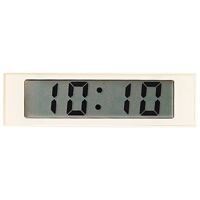 muji mini digital clock office pinterest. Black Bedroom Furniture Sets. Home Design Ideas