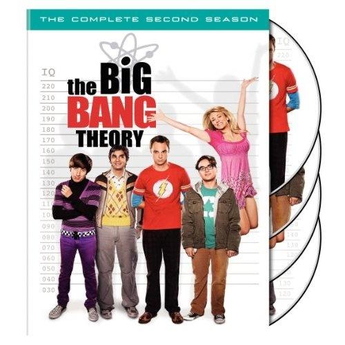 Dexter's Laboratory Big Bang Theory