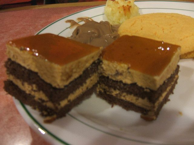 coffee flavored cake by JasmineRenee, via Flickr