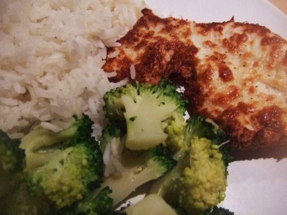 Crispy Parmesan Chicken | yumazing | Pinterest