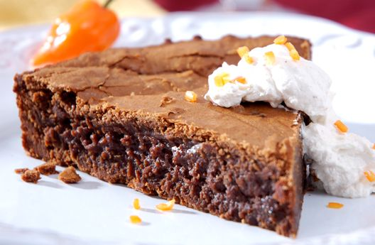 Mexican Spiced Chocolate Cake | desserts recipes | Pinterest