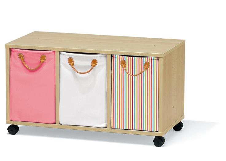 Girls  Drawer Storage On Wheels Play Room Ideas Pinterest