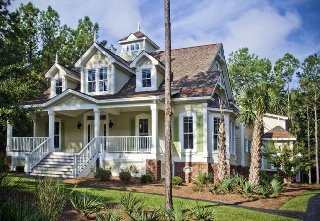 The cupola the house that a m built exteriors pinterest for Houses with cupolas