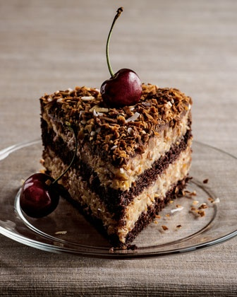 German Chocolate Cake - Neiman Marcus | A Cake for All Seasons | Pint ...