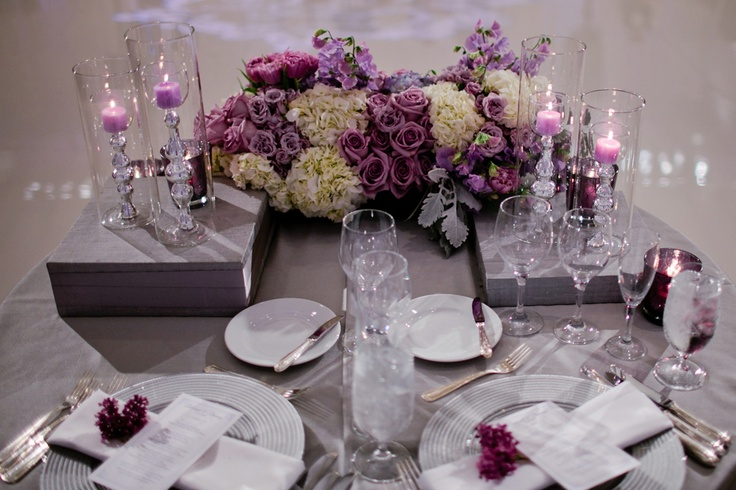 Bride And Groom Table Decoration Photograph Groo