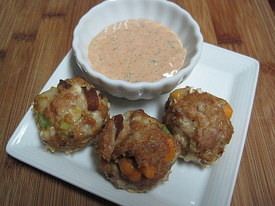 Dukan Diet - CHIPOTLE MEATBALLS WITH CHIPOTLE SOUR CREAM - looks ...