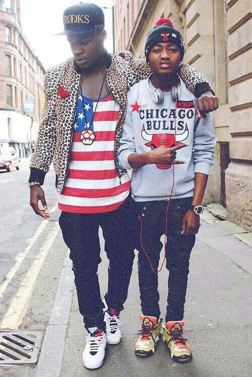 Street style men swag