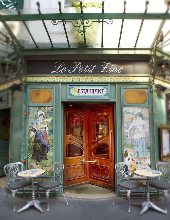 Le Petit Zinc, Paris