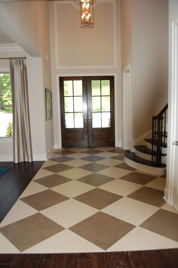 Foyer Tile Images : Foyer tile dining rm fireplace ideas pinterest