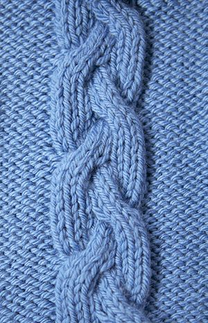 ... knitting, both for its patterns and its short row technique. - via