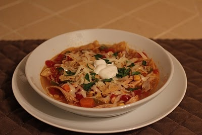 Chicken Tortilla Soup | Yummy Foods! | Pinterest