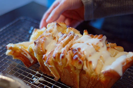 Lemon-Scented Pull-Apart Loaf from Leite's Culinaria — Recipe ...
