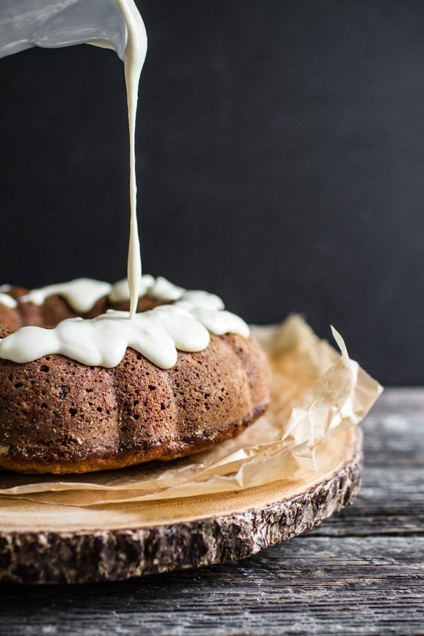 Zucchini Cake With Chocolate Cream Cheese Frosting Recipe ...