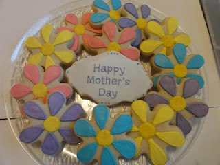 ... Day Flower Cookies | Creations from The Cookie Puzzle | Pint