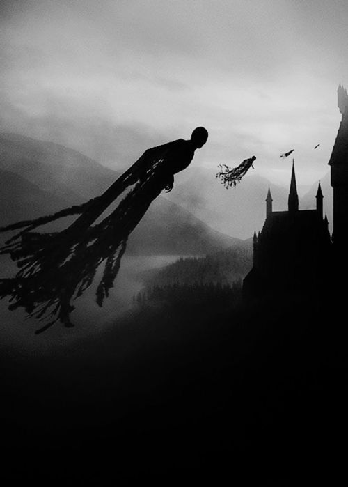how to make harry potter dementors