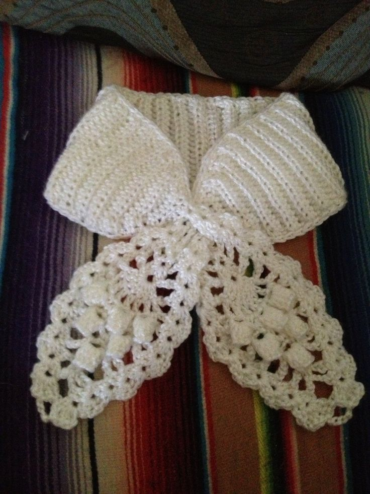 Free Crochet Patterns Keyhole Scarf : Pineapple Keyhole Scarf. Made using free pattern LW3640 ...