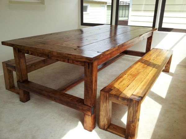 Dining Room Table Newlyweds Project Pinterest